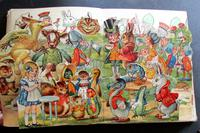 1920 Alice in Wonderland - Rare Come to Life Panorama Edition by Lewis S. Carroll (3 of 5)