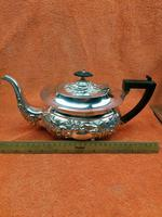 Antique Silver Plated Teapot JB Chatterley & Sons Ltd c.1920 (8 of 12)