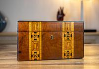 Tunbridge Ware Tea Caddy c.1880 (5 of 9)