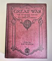 The Great War - The Standard History of the Worldwide Conflict Volume 12