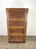 Antique Oak Four Drawer Filling Cabinet (11 of 12)