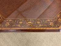 Edwards & Roberts Inlaid Mahogany Centre Table (10 of 15)