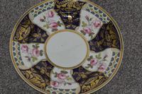 19th Century Stevenson & Hancock Derby Plate (2 of 3)
