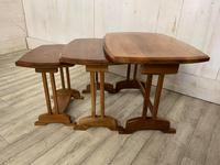 Cotswold School Nest of 3 Tables (2 of 7)