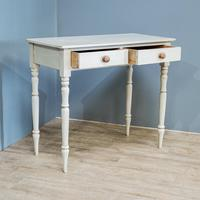 Vintage Painted Side Table (2 of 6)