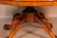 Victorian Coffee Table in Burr Walnut (3 of 5)