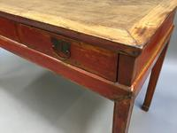Chinese Antique Side Console Table (12 of 14)