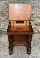 Regency Rosewood Davenport Desk (6 of 26)