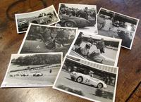 Huge Collection of 162 Original  1930's & 40's Grand  Prix  Racing Photographs (6 of 11)
