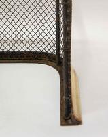 Early Victorian Brass & Wire Fire Guard / Fender (3 of 7)