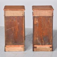 Pair of Victorian Mahogany Bedside Cabinets (9 of 9)