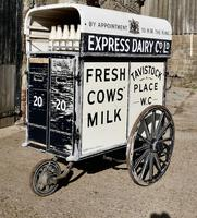 Edwardian Express Dairy Delivery Milk Cart (2 of 11)
