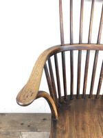 Early Georgian Windsor Stick Back Chair (3 of 11)