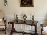 Important Pair of Early Empire French Gilt-Bronze Candelabra Attributed to Claude Galle (7 of 10)