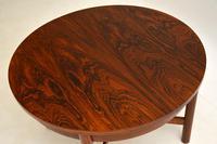 Danish Vintage Rosewood Coffee Table / Work Box (8 of 9)
