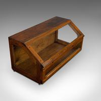 Antique Display Case, Haberdashery, Retail Counter Top Cabinet, Edwardian, 1910 (6 of 11)