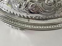 Antique Georgian Silver Entree Dish - Hester Bateman (8 of 10)