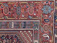 Antique Khamseh Rug (9 of 10)