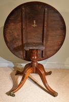 Regency Mahogany Supper Table (4 of 6)