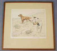 Gun Dogs Hunting G Vernon Stokes Signed Limited Edition Spaniel (7 of 7)