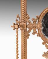 Elaborate Mid 19th Century Cast Iron Hall / Stick Stand (5 of 5)