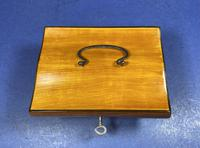 French 19th Century Satinwood Box (7 of 15)
