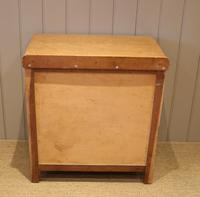 Small Limed Oak Chest of Drawers (10 of 10)