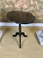 19th Century Chinoiserie Style Occasional Table (4 of 6)
