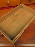 Antique Miniature Scratch Built Bank of Drawers, made from Jamaican Cigar Boxes (4 of 19)