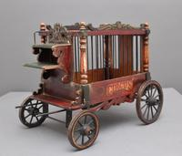 Early 20th Century Model of a Circus Wagon (9 of 10)