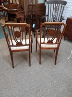 Edwardian Pair of Chairs (6 of 6)