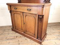 Victorian Mahogany Mirror Back Chiffonier Sideboard (5 of 13)