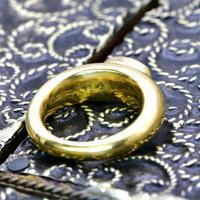 The Ancient Roman Gold Intaglio Scorpion Ring (5 of 6)