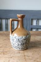 19th Century Scottish Henry Kennedy, Barrowfield Pottery, Stoneware 'special Liquor Jar' Whisky Flagon (7 of 22)