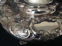 Antique George IV Silver Teapot - 1835 Bateman (7 of 8)