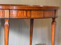 Dutch Neoclassical Satinwood Centre Table (3 of 13)