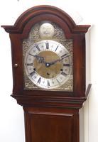 Grandmother Clock English Elliott Musical Longcase Clock with Dual Chimes c.1930 (8 of 16)
