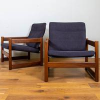 Super Mid Century 1960-70s Campus Armchair by Lupton Morton - 1 Remaining (7 of 13)
