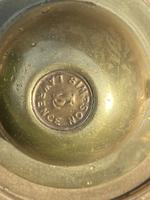 Oak & Brass Ships Wheel (2 of 11)