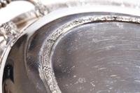 Antique Silver Plated Serving Dish c.1880 (2 of 6)