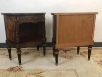 French Empire Style Cabinets Bedside Tables (4 of 16)
