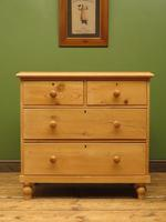 Antique Victorian Pine Chest of Drawers, Adaptable Sink Unit (3 of 15)