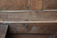 Handsome 17th Century Small Proportioned Oak Coffer Chest c.1680 (8 of 13)