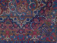Antique Persian Kerman Rug (9 of 16)