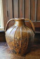 Antique Earthenware Oil Jar (2 of 5)