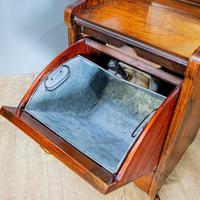 Inlaid Rosewood Coal Box (3 of 7)
