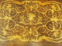 Louis XV Style French Marquetry Games / Side Table (7 of 15)