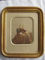 A pair of 19th century daguerreotype portraits (7 of 7)