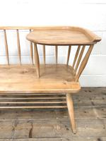 Mid Century Hall Bench or Telephone Table (5 of 13)