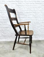 High Back Oxford Windsor Armchair (3 of 7)